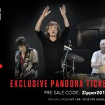 Get pre-sale tix for this summer's @RollingStones Zip Code Tour starting at 10am: http://t.co/VLmRtKQI5a #StonesZip http://t.co/JVScT6DO6g