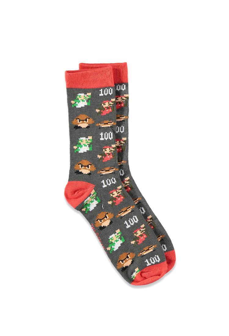 FOREVER21がマリオ靴下出したぞ http://t.co/bHHbpTXKKH http://t.co/vroU0twG8i