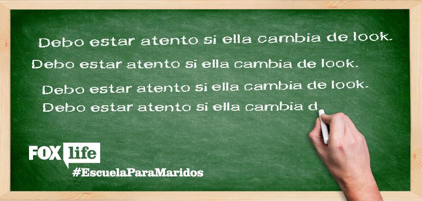 ¿Hoy lo logrará? #EscuelaParaMaridos. Estreno, 10 PM. http://t.co/EjWgeCWqgY