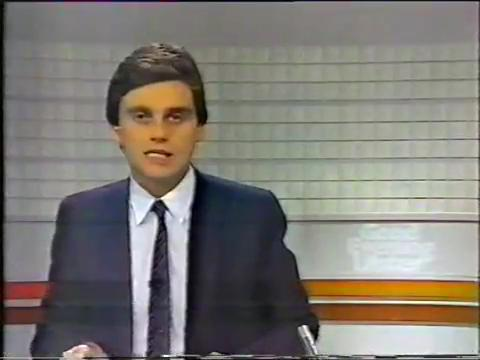 #throwbackthursday @EamonnHolmes presenting Good Evening Ulster in the 1980s. http://t.co/6jlVSPVtL0