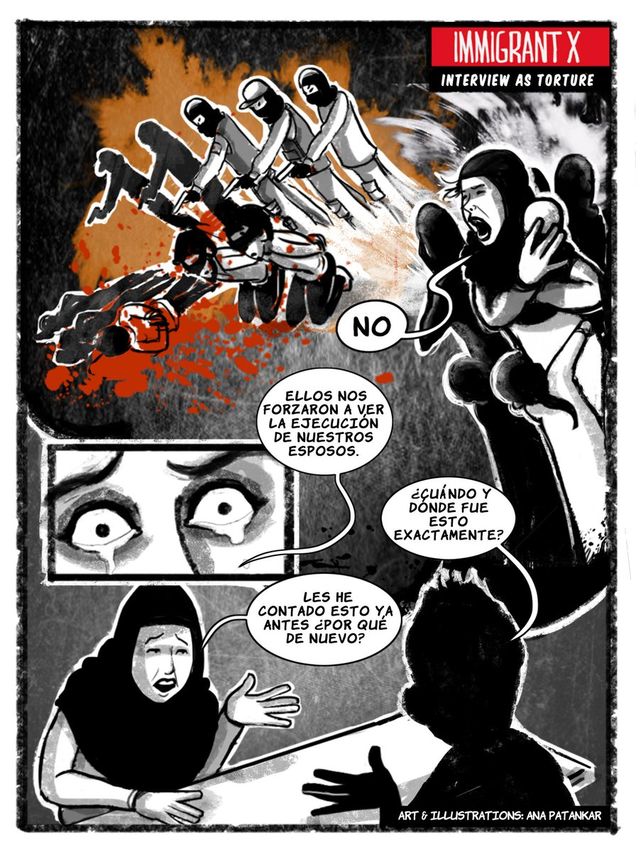 Here are the graphic novels of Immigrant X: http://t.co/Qi0Fke7ThA  in English,Spanish,Tamil,Italian,Arabic & French http://t.co/SOit9Eylde