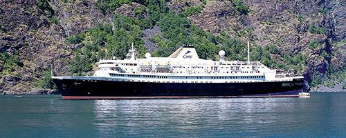 MV Azores Cruise Ship Held in Portugal Over Debt Dispute: