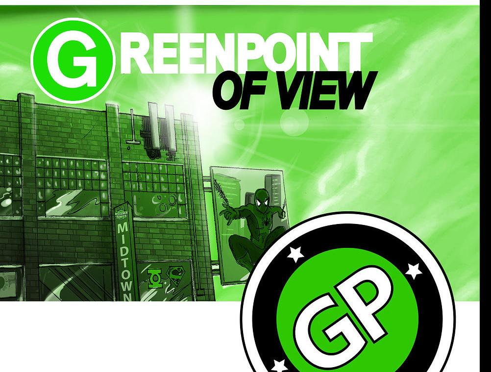 The new Greenpoint of View comic now on @GryphonKnights website! Start reading for free here: http://t.co/5UL9NV6mor http://t.co/NYWOwmqTwf