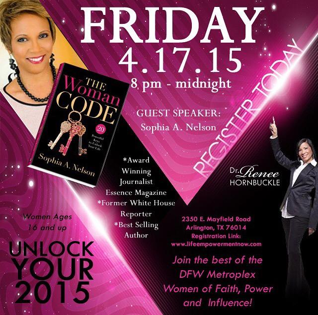 @michaelchatman can u pls RT this? A night in DFW sisterhood across lines (racial, age, spiritual, economic) #thecode http://t.co/3Zn4sHzOJ8