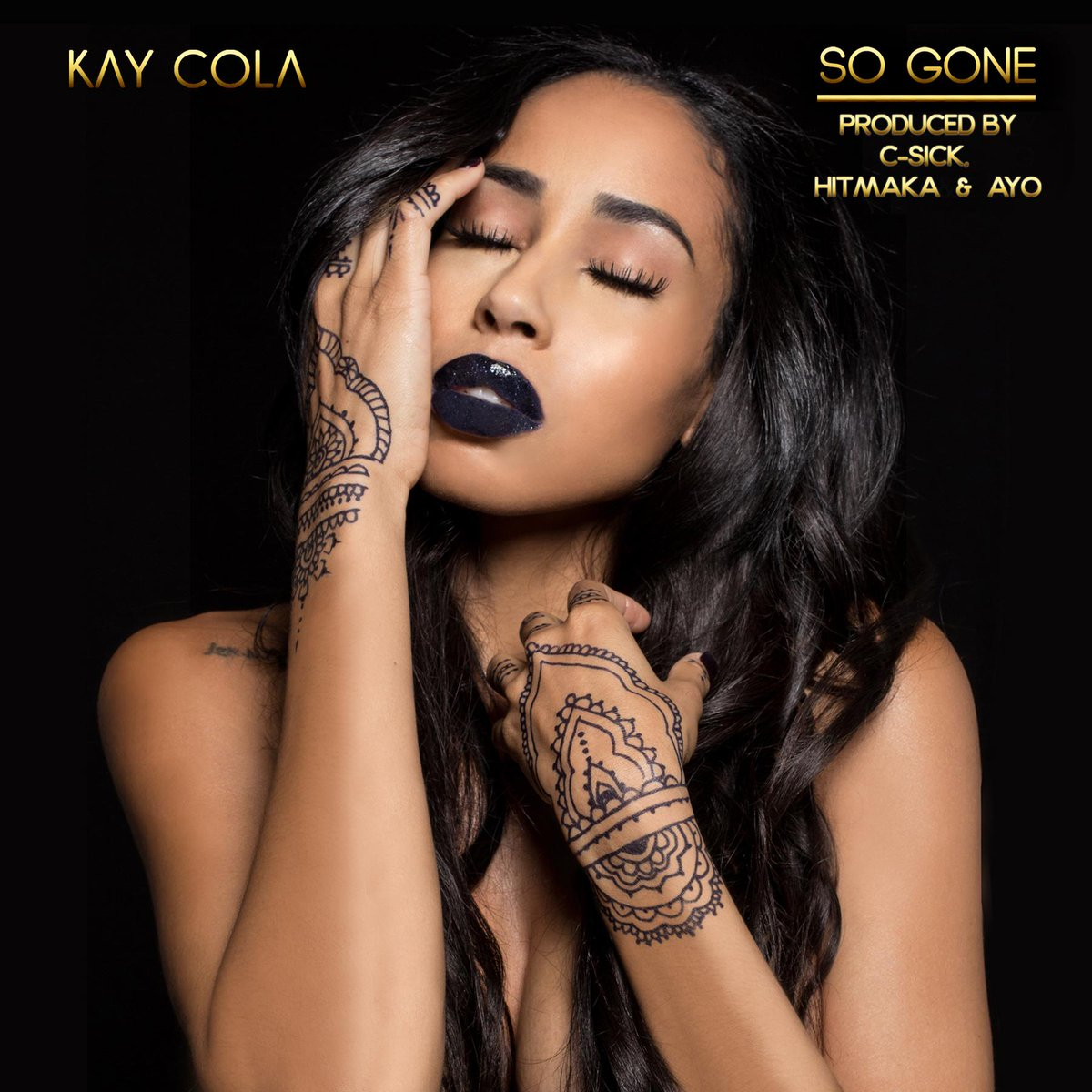 """New Music:  @KayCola - """"So Gone"""" http://t.co/xIGj4cZRkw http://t.co/Y912imwLRU"""