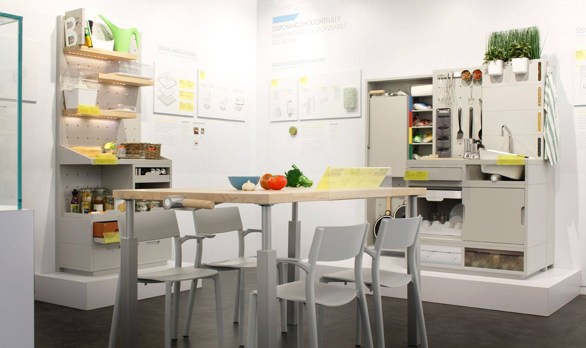 .@ideo has designed the future kitchen of 2025, and it's awesome:  http://t.co/Bc2vHGK3FW  #MilanDesignWeek http://t.co/C5jVxjDzEi