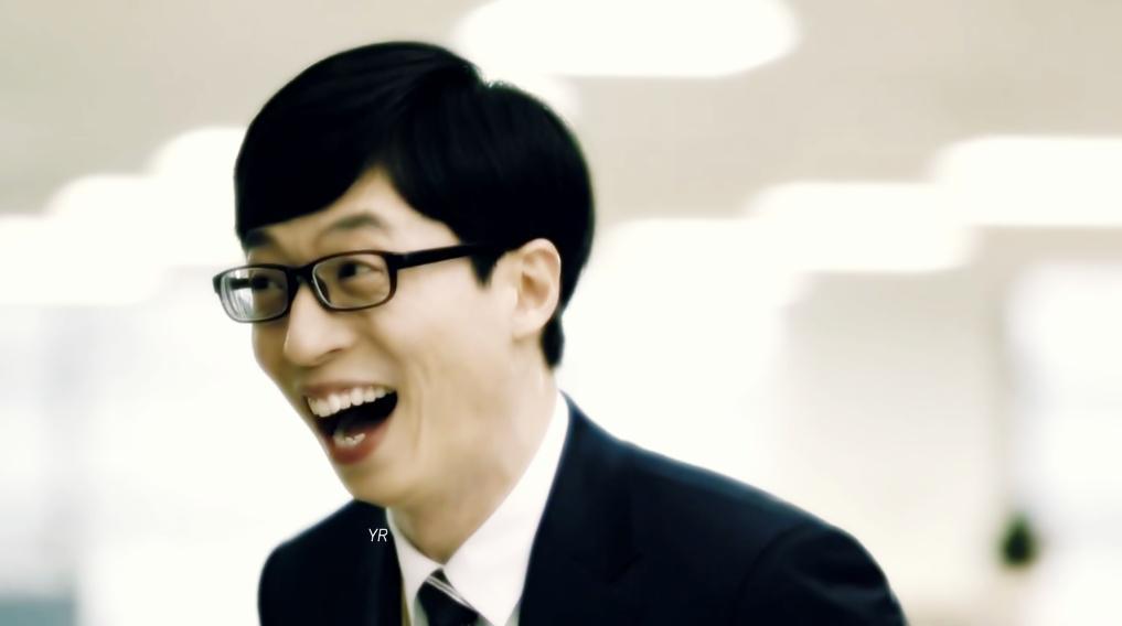 고려은단 비타민C 1000 유재석  YJS - Korea Eundan vitamin C1000  The smile~ ^_^ http://t.co/XmGVpZlfSM