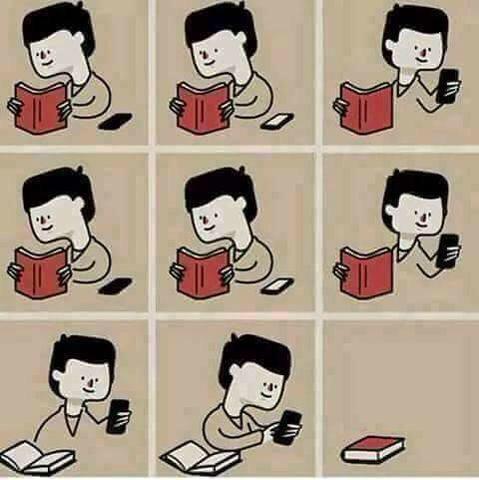 بالضبط انا لما أدرس
