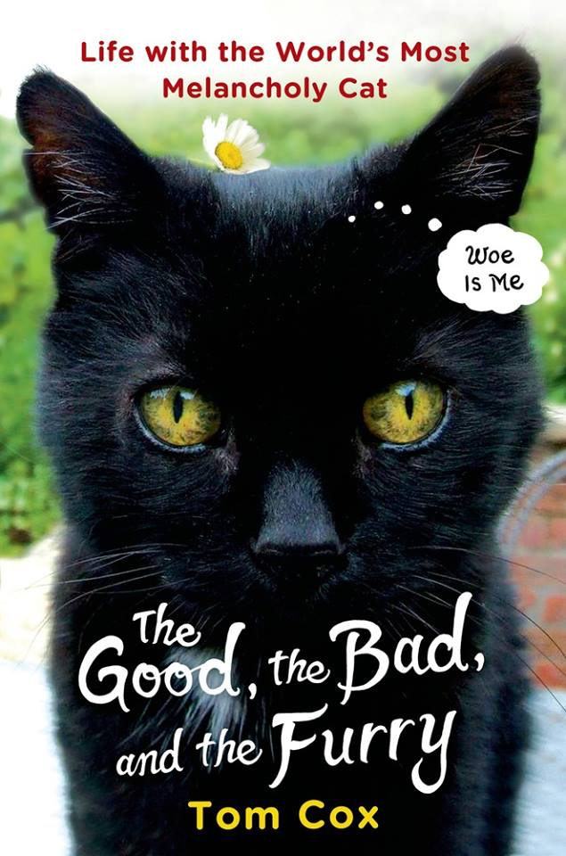 Review: The Good, the Bad and the Furry by @cox_tom http://t.co/AsKPeWekSR #cats #humor #memoir http://t.co/jyYIdzsizx