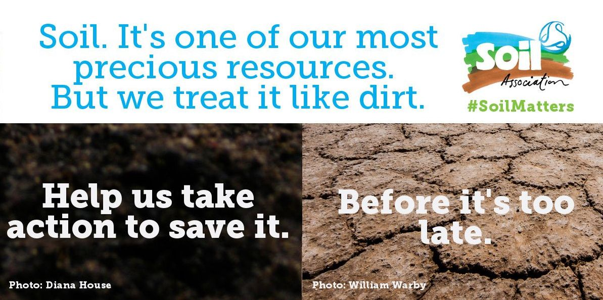 Without healthy soil, we have no chance of feeding the world. Help us save it today: http://t.co/WSZc2XZPyO http://t.co/MupFrtv1gW