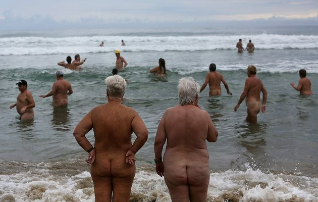 Nudist beaches south coast uk not