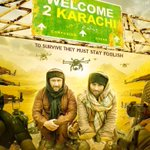 First look poster of #Welcome2Karachi. Film releases 21 May 2015... http://t.co/yJSd2FnS3C