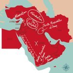 RT @malvikakapoor8: Future shape of Middle East? Post Ottoman order of past 100 years coming to end? #Iraq #Syria
