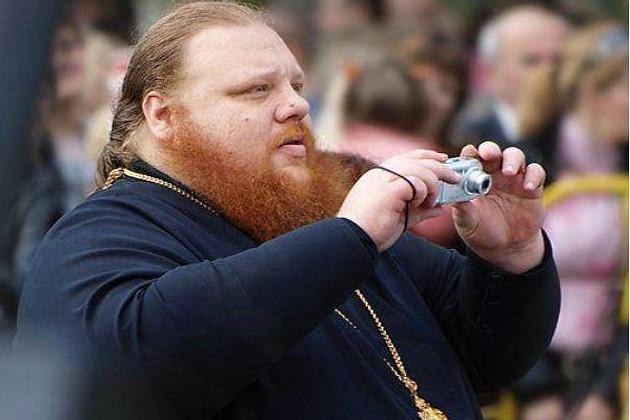 фото жирных попов
