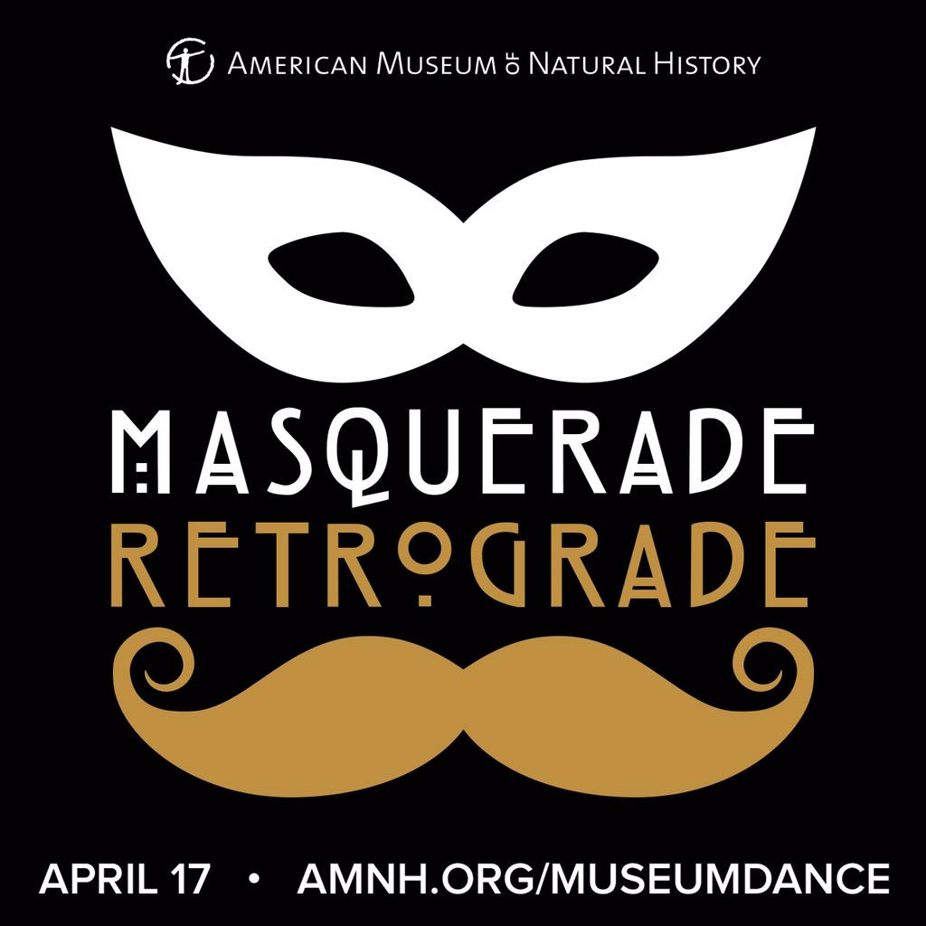 Next Fri I'll be at @AMNH DJing #AMNHMuseumDance Afterparty, Masquerade Retrograde. Get tix! http://t.co/zV6auFjzzn http://t.co/2QzVE8hxnJ