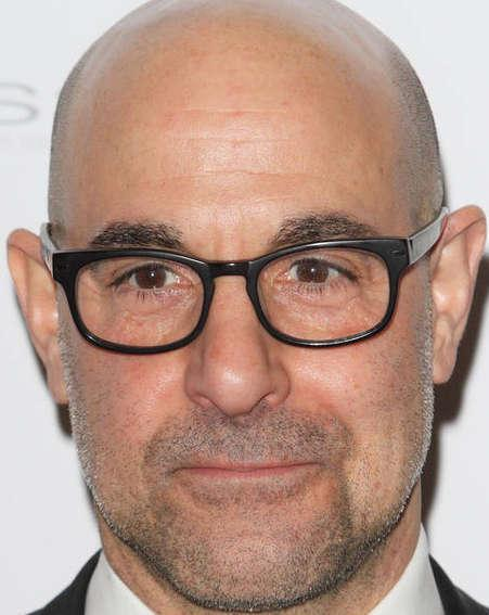 Stanley Tucci based Hunger Games host on Graham Norton