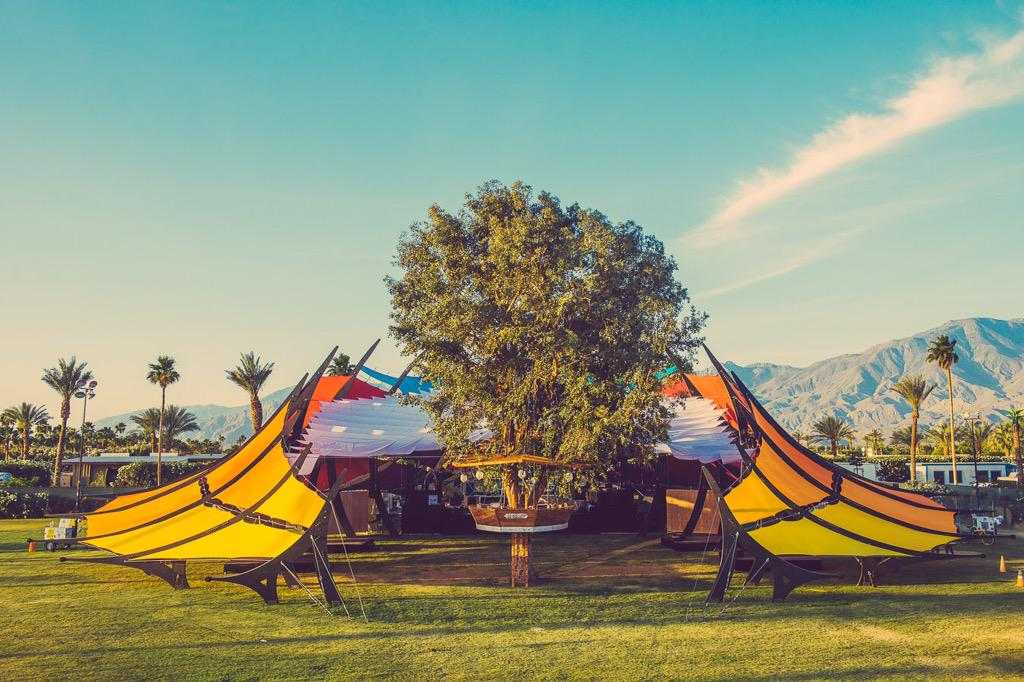 Hello Coachella, meet Big Fish!   Photo by Daniel Zetterstrom http://t.co/mdrCfAiQxA