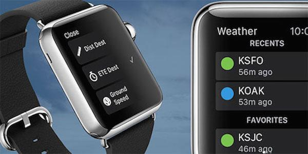 ForeFlight is coming to Apple Watch...http://t.co/dMZkvYvuqF http://t.co/Qv7OYvjxEK