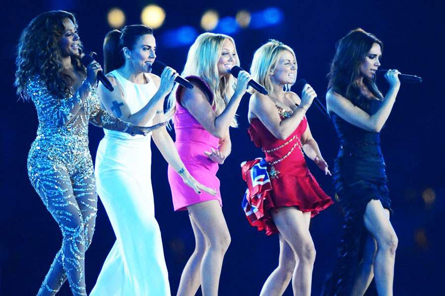 This performance created 116,000 tweets per minute - who wants another? #SpiceGirls20thReunion http://t.co/Tj1MGNi3JQ