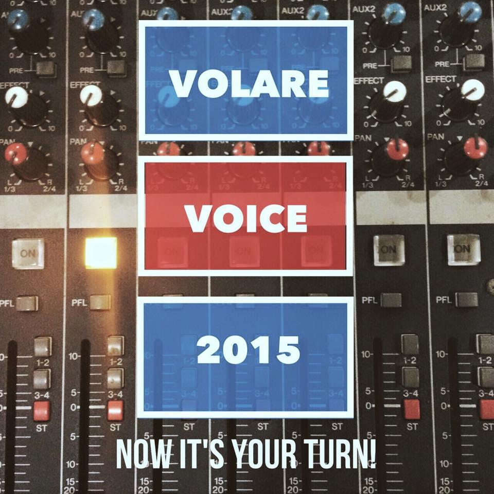 Pengen jadi penyiar radio? yuk ikutan Volare Voice 2015! Sampai 20 April 2015 http://t.co/Gj6NUJkwKK @infoPontianak http://t.co/tO96nNp9ZZ