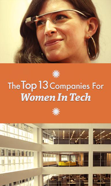 Top 13 #companies for #WomenInTech http://t.co/U6RTu8ZX1n @mashable #Womenleaders by @anitaborg_org http://t.co/YIDfbty3XF