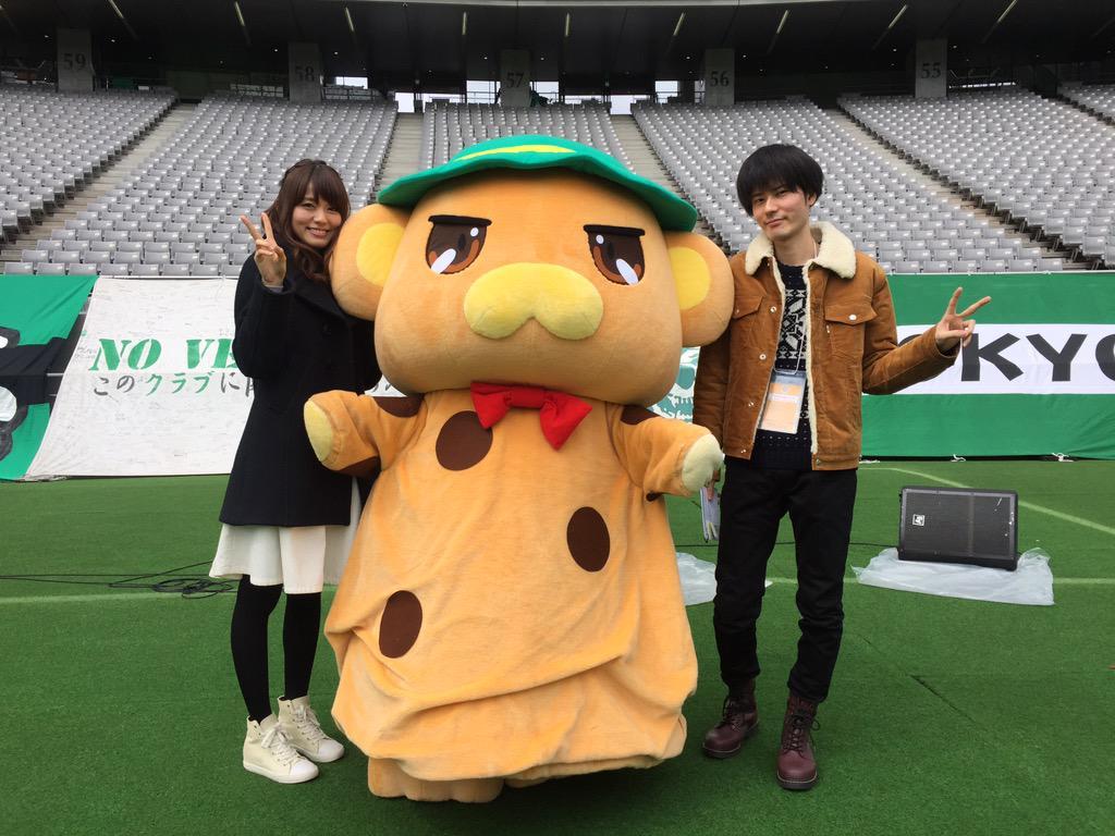 アニ×サカ第2戦、東京ヴェルディ-FC岐阜戦がいよいよキックオフです。内山昂輝さん、藤井ゆきよさんによるイベントなども開
