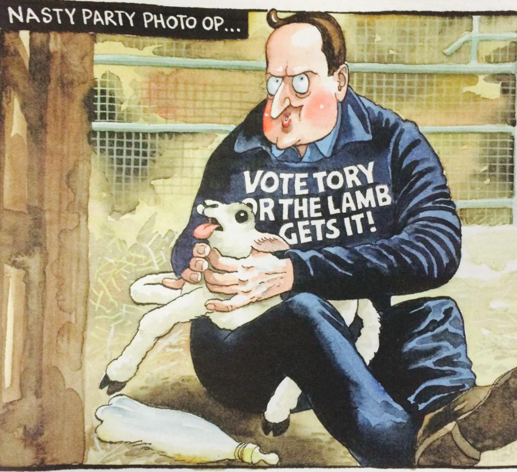 Times cartoon raised a giggle this morning. http://t.co/UpRqyKlews