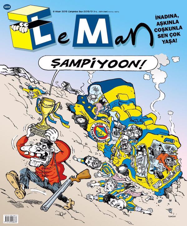 #LEMANOKUYORUZ yaz, bu twiti RT'le! 3 kişiye efsane karikatürün satılmayan, kimsede olmayan büyük boy posteri hediye! http://t.co/CLYYrdIc8c