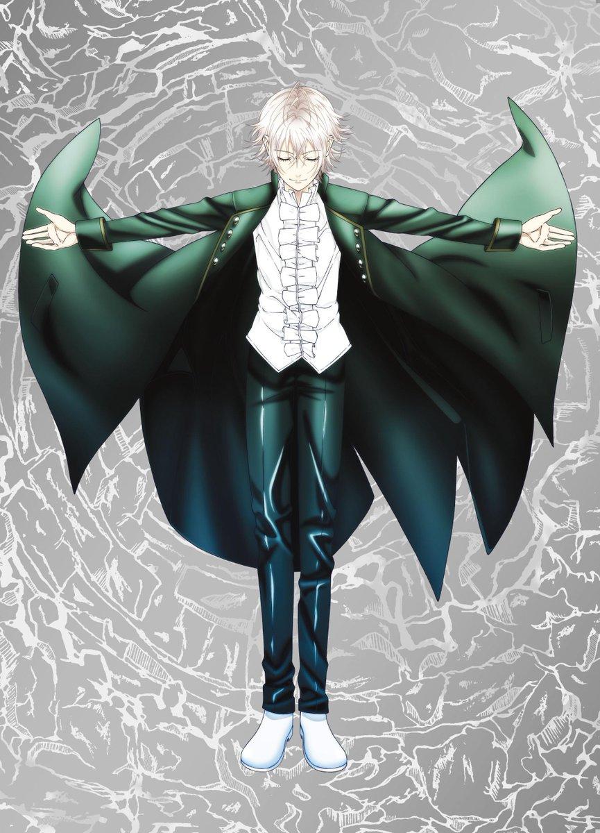 【お知らせ5】4月22日に発売される劇場版K MISSING KINGSのジャケット写真も現在公開中です!!初回限定版は