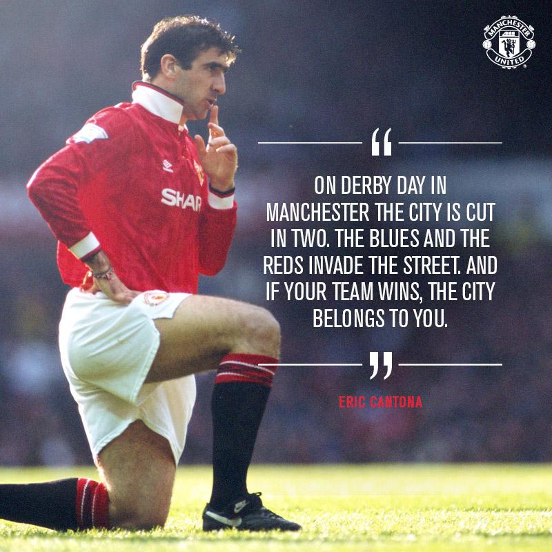 The manchester derby in quotes:   scoopnest.com
