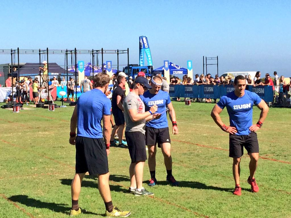 #CrossfitEikestad in action at The Fittest in Cape Town. http://t.co/vvvuJyi7Wl