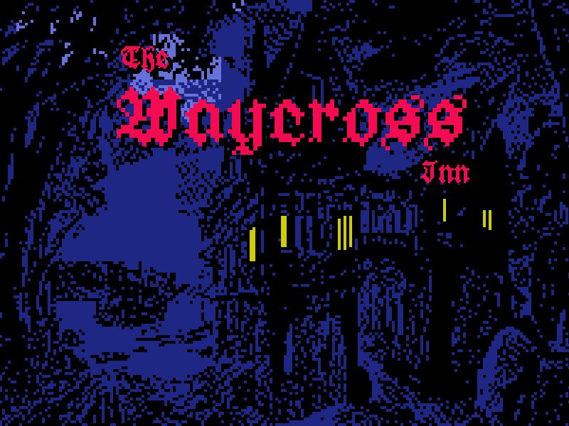 The Waycross Inn : An RPG / Adventure game about running an olde tavern. #screenshotsaturday @indiegamemag #gamedev http://t.co/Lj0phps7c7