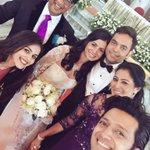 सारी खुदाई एक तरफ, जोरू का भाई एक तरफ- Congratulations @nigelcnbctv18 & Navneet - wish you a very happy married life http://t.co/ESPsfduXo0