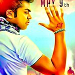 Superb #Vaalu releasing May9 @iam_str @vijayfilmaker @ihansika