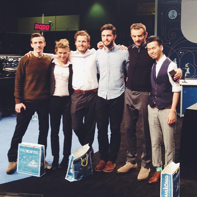 Your top 6 #WBC2015 Finalists! #SCAA2015  Representing France, UK, US, Australia, Hong Kong, Canada http://t.co/BhbSShOTcE