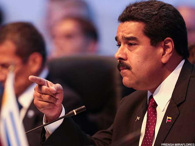 LaIguanaTV (@la_iguanatv): Video: Maduro ofreció los primeros detalles de la reunión sostenida en Panamá con Obama http://t.co/uESe4BGROQ http://t.co/jY74p0b5Wu >