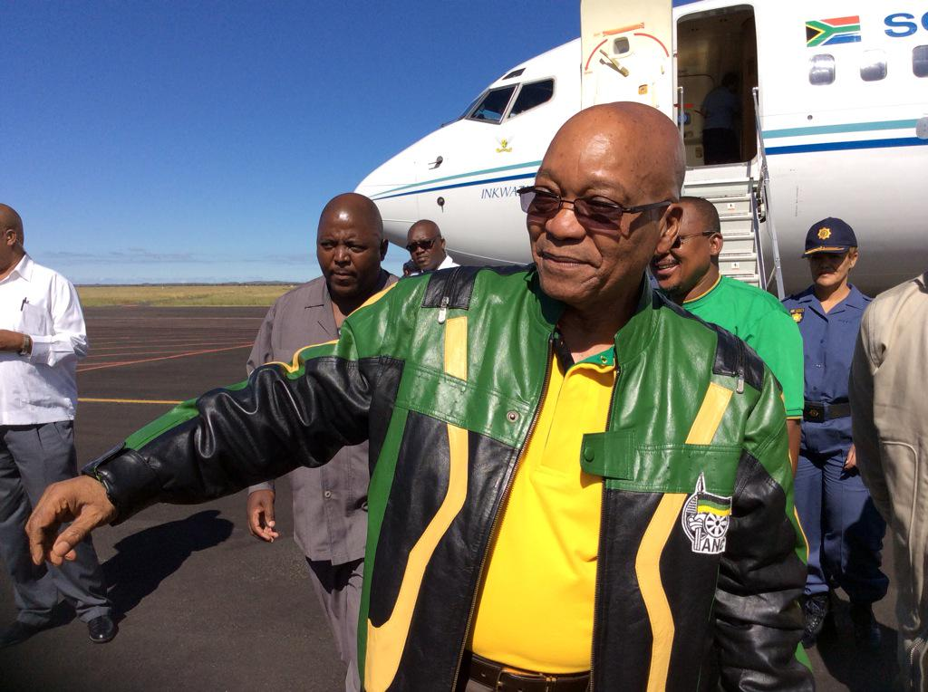 #ANC wishes President Jacob Zuma a happy 73rd birthday today, 12 April. Khula Msholozi http://t.co/XKcCLYCJPT