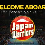 RT @iptl: BREAKING NEWS! Japan Warriors to be the fifth team in #IPTL2015.