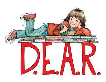 "In honor of Beverly Cleary's birthday, today is National ""Drop Everything and Read"" Day! #DEAR #DEARday http://t.co/eqd6T1uPIn"