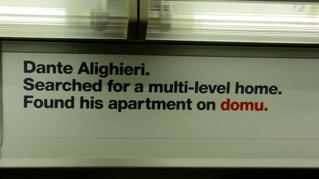 Dear @domuchicago: What floor? And which apartment complex? #DivineComedy http://t.co/iag8CtBGcn
