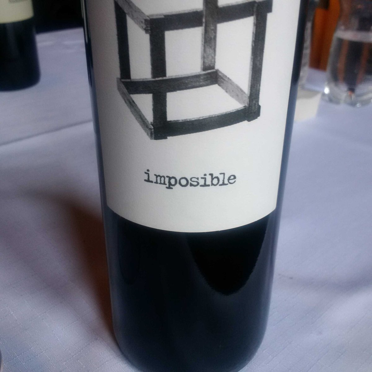 A wine label from Mendoza tasting today in Argentina #greatwineandes http://t.co/lZ1XwYNaut