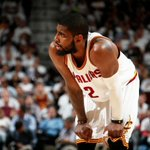 Kyrie Irving shined in playoff debut w/ 30 Pts. 1st Cavs player not named LeBron w/ 30 Pts in playoff game since 07. http://t.co/M9KrUNMWnF