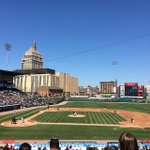 ⚾️Play ball! Catching a @rocredwings game in #ROC. Shared by @smallsignals #ThisIsROC http://t.co/miO3Q0A0bm
