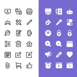 Nucleo icon set - Free Test Pack http://t.co/MtW92PY5xa http://t.co/kW4MnPFrhs