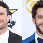 .@SamHuntMusic & @ThomasRhett both looked hot on the #ACMawards50 carpet! http://t.co/uMfT0c4usW http://t.co/rDCFlWG941