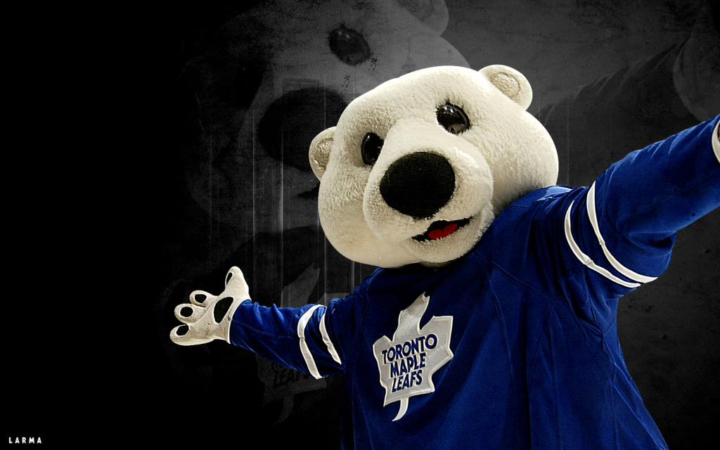 Only guy not fired by the Leafs today.... http://t.co/Yn8Wq3MW3U