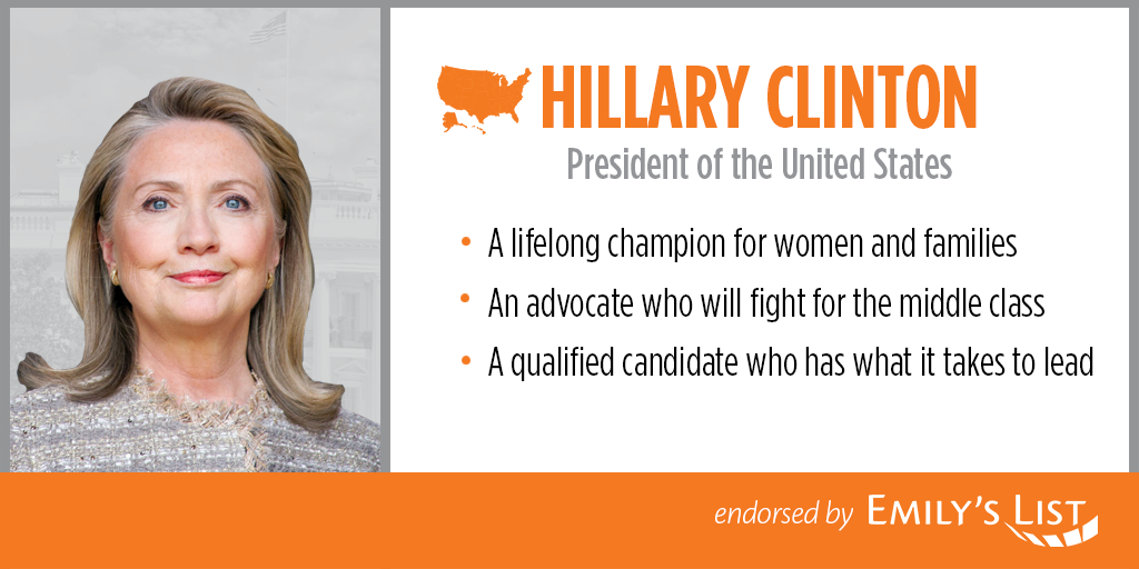 She's in. We're ready. @HillaryClinton for 2016! #Hillary2016 http://t.co/z6TVnpJLJQ