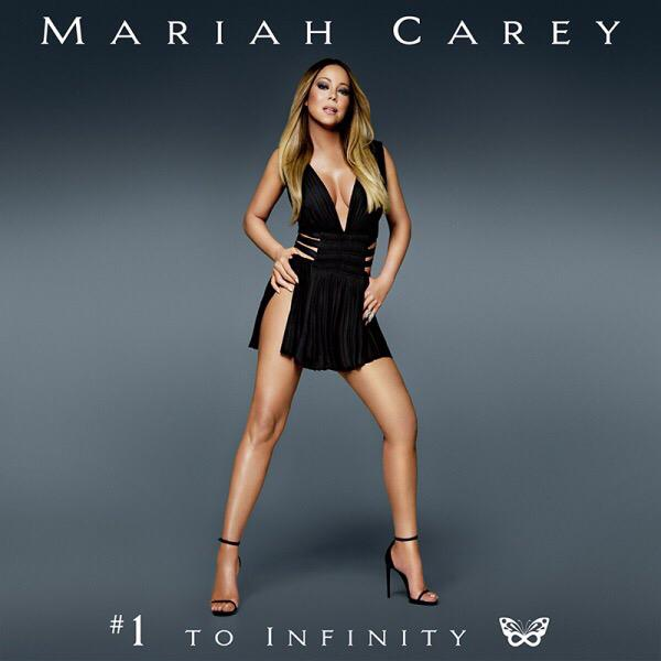 We love @MariahCarey's new album cover for #1toInfinity!  Who's excited?!