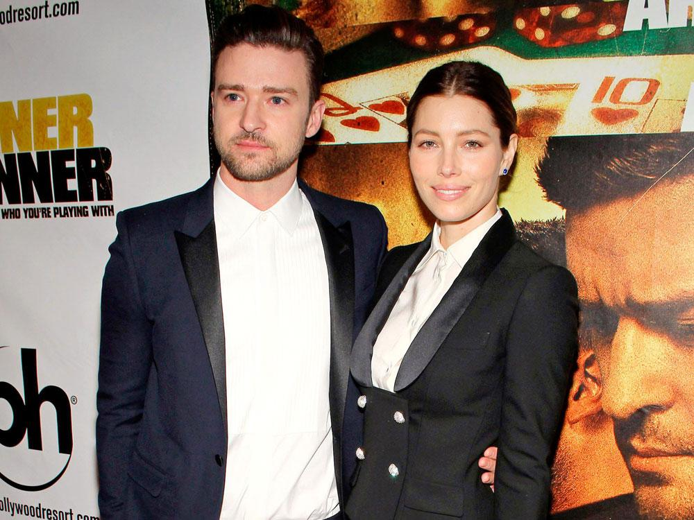 Ahh. Justin Timberlake and Jessica Biel just made an exciting announcement...