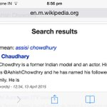 WHOAAA! #Twamily is my profile on Wikipedia!! How cool is that..I'm so happy..Thats the way love goes.. #TwamilyRocks http://t.co/VJlkzuvwyi